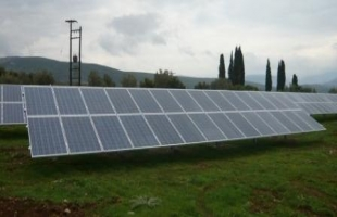Ground Mounted 100KW